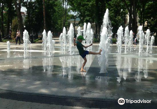 Fountain the Boy at the Elephant2