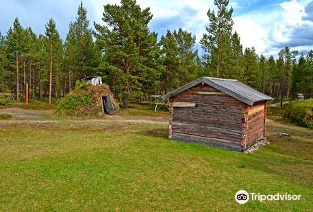 De Samiske Samlinger - Saami museum in Karasjok