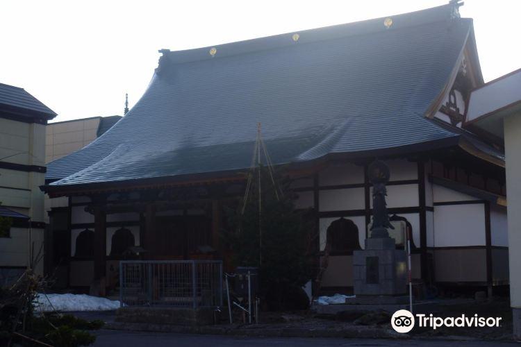 Zenko-ji Temple4