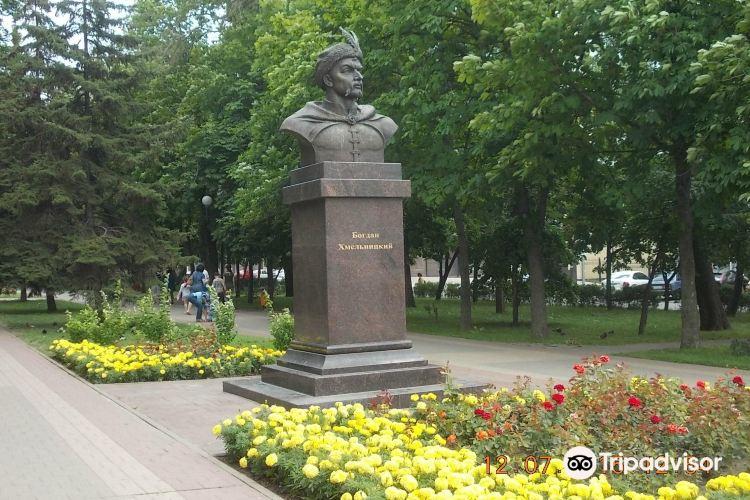 Monument to Bogdan Khmelnitskiy2