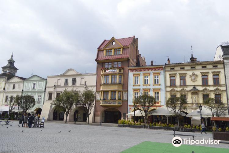 Cieszyn Old Town3