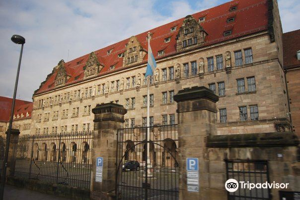Nuremberg Palace of Justice (Justizpalast)1