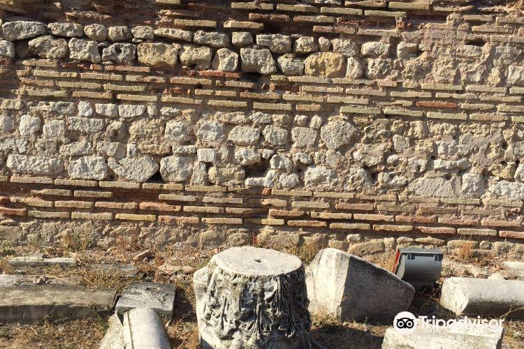 羅馬溫泉浴室遺跡3