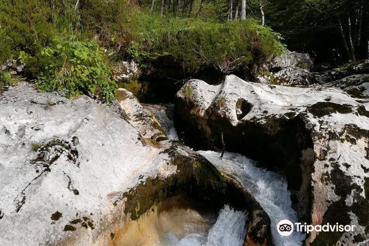 Slap Mostinca (Mostnica Waterfall)2