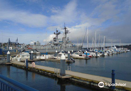 USS Turner Joy Museum Ship2