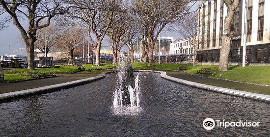 Anna Livia Millennium Fountain
