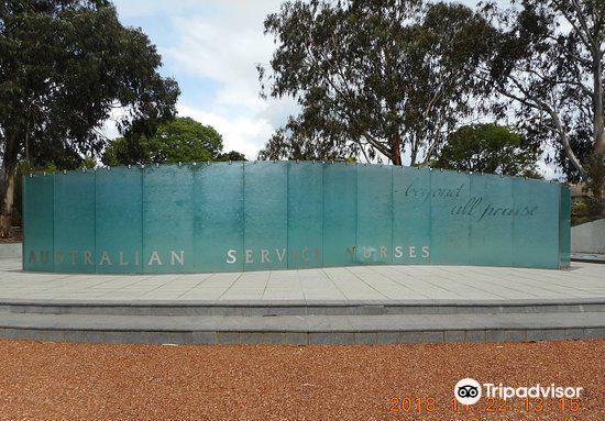 Australian Service Nurses Memorial3