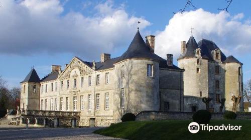 Chateau de Vic sur Aisne