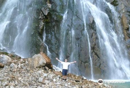 Gegskiy Waterfall
