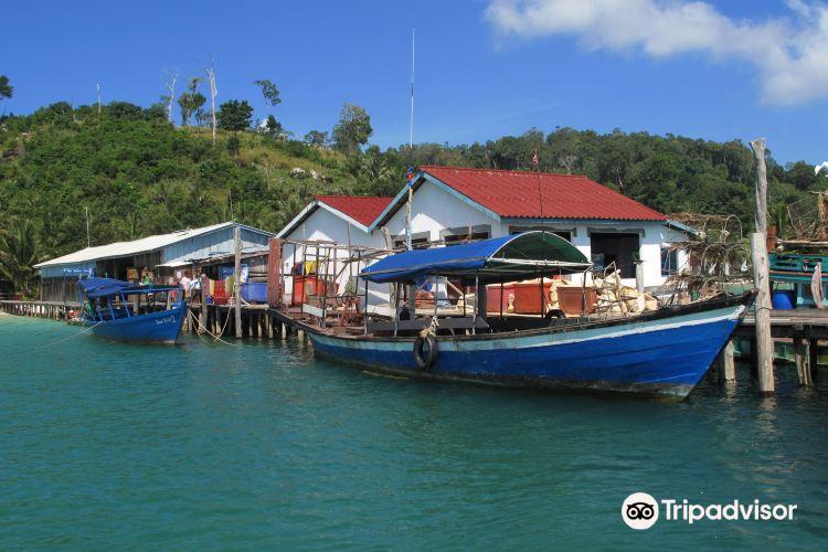 高棉潛水店3