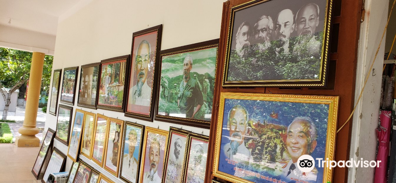 President Ho Chi Minh Native Home