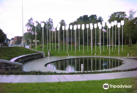 Omagh Memorial Garden
