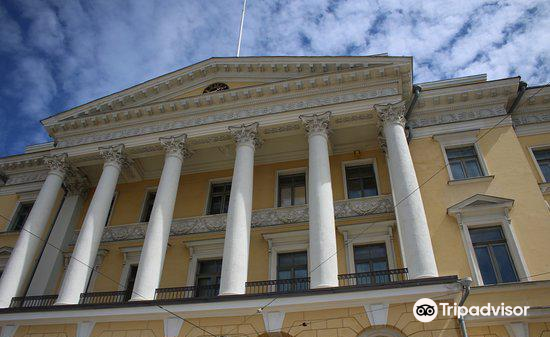 The Senate Building (Valtioneuvoston Linna)3