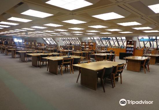 路易士‧安吉爾‧阿倫戈圖書館1