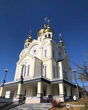 Spaso-Transfiguration Cathedral