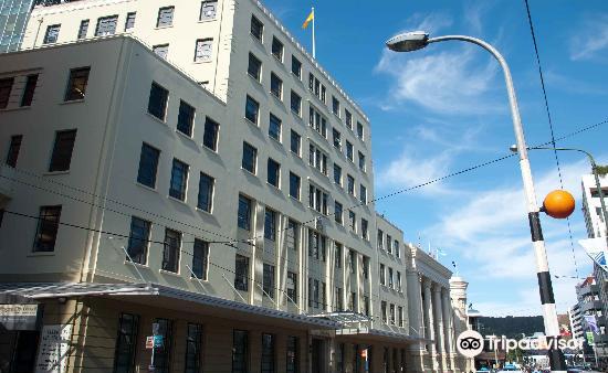 Wellington Town Hall2