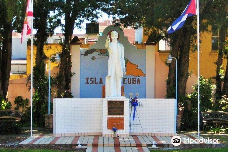 Jose Marti Memorial2