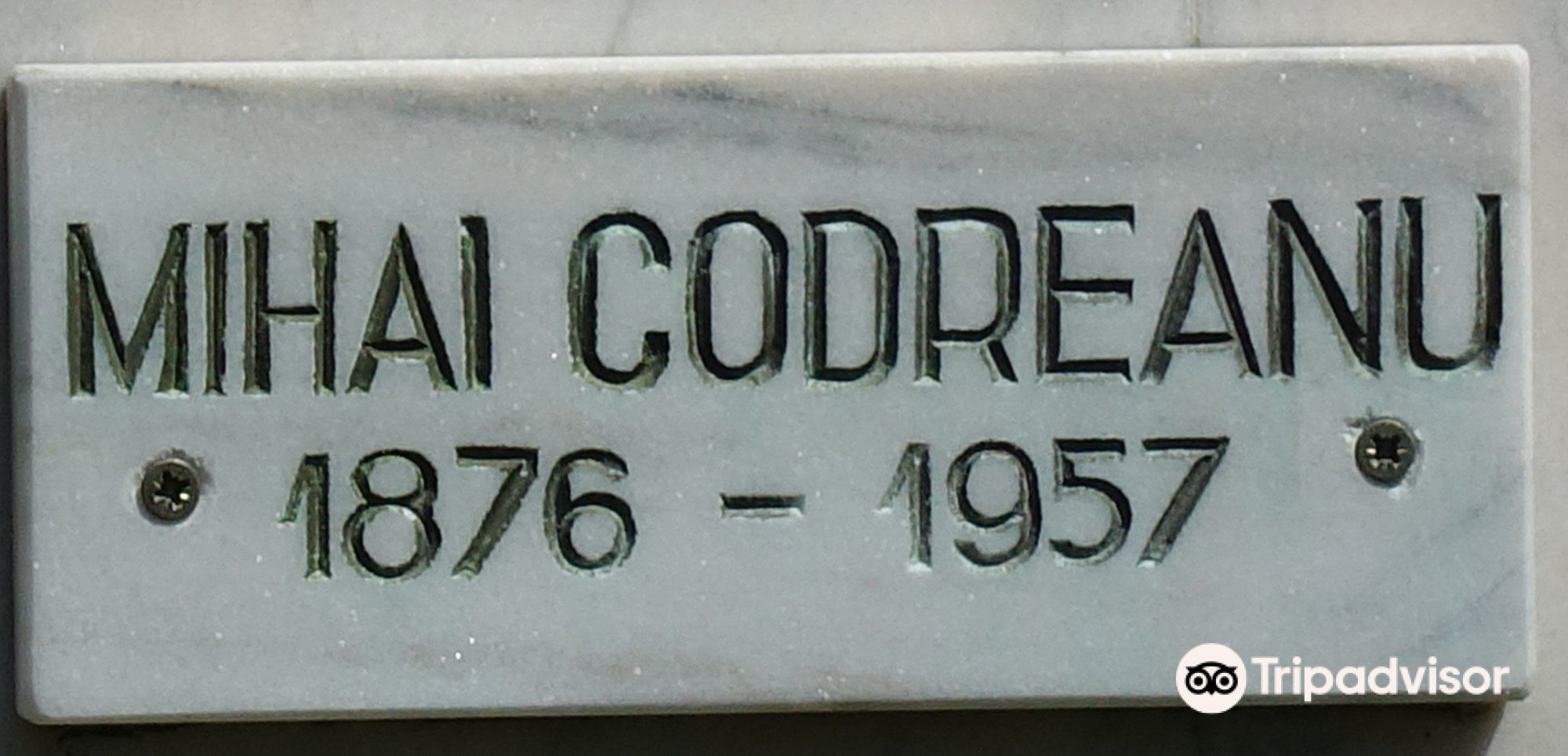 'Mihai Codreanu' Memorial House - 'the Sonnet Villa'