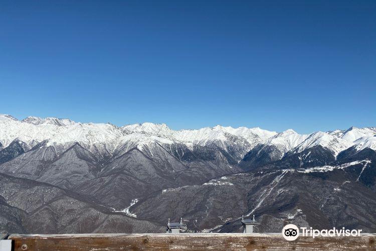 旋轉木馬滑雪場4