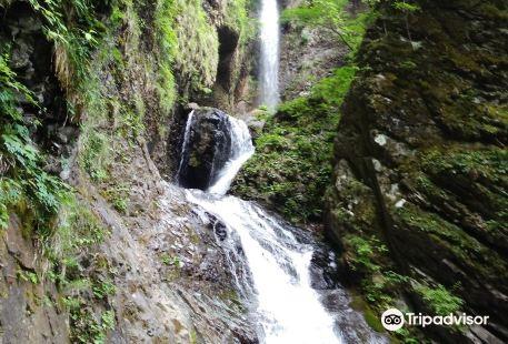 Ryuka Waterfall