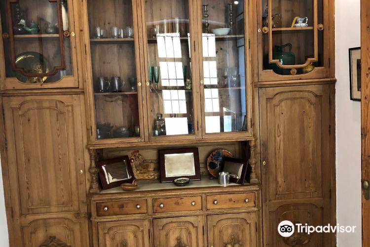 Casa del poeta Jose Angel Valente