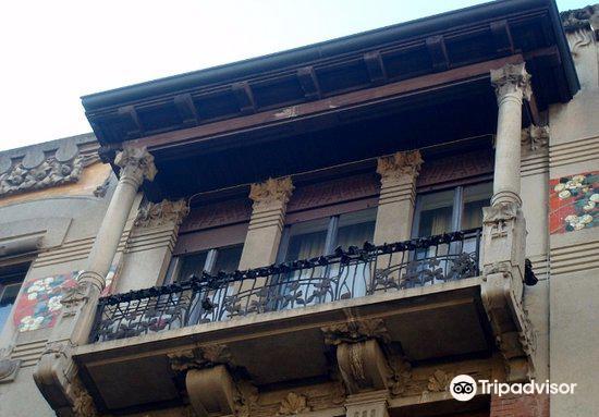 Casa Donzelli di via Gioberti