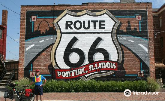 IL Route 66 Association Hall of Fame & Museum1