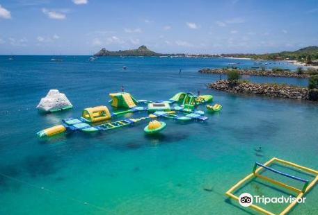 Splash Island Water Park Saint Lucia