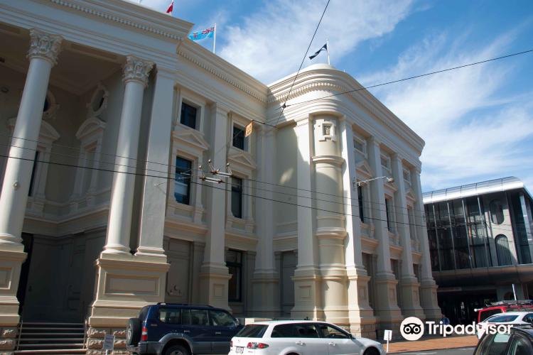 Wellington Town Hall1