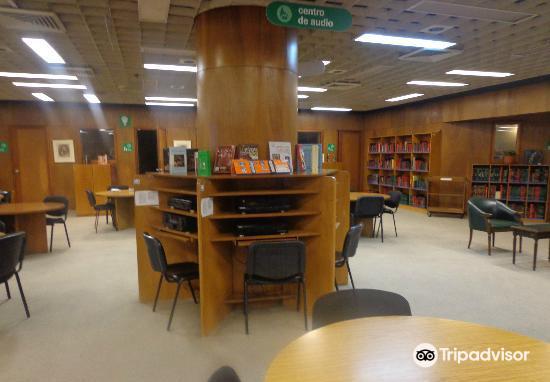 ルイス・アンヘル・アランゴ図書館3