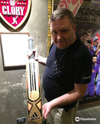 Blades of Glory Cricket Museum2