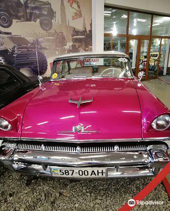 Faeton Retro Cars Museum4