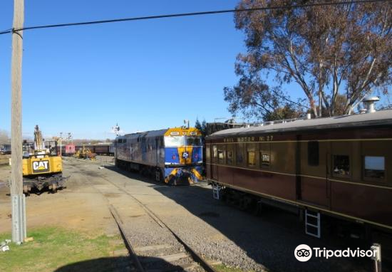 Canberra Railway Museum2