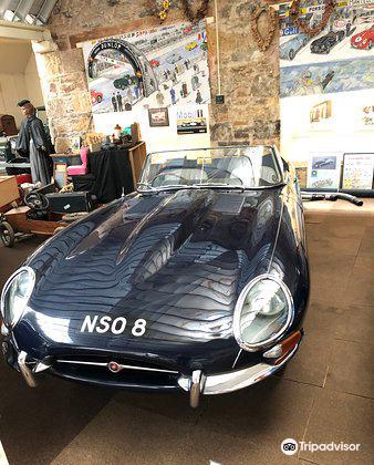 Moray Motor Museum1