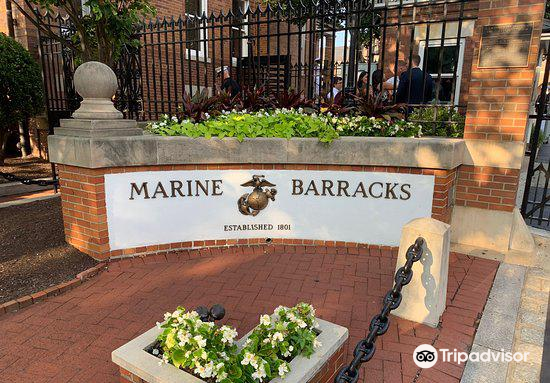Marine Barracks Washington, 8th and I3