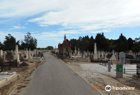 West Terrace Cemetery