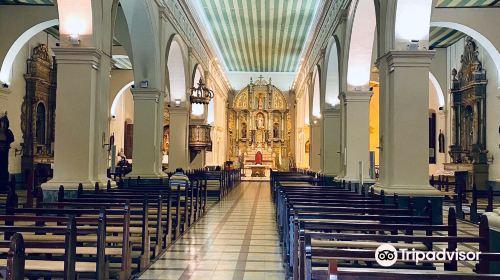 Metropolitan Cathedral of Our Lady of the Assumption, Asunción (Catedral Católica Metropolitana de Nuestra Señora de la Asunción)