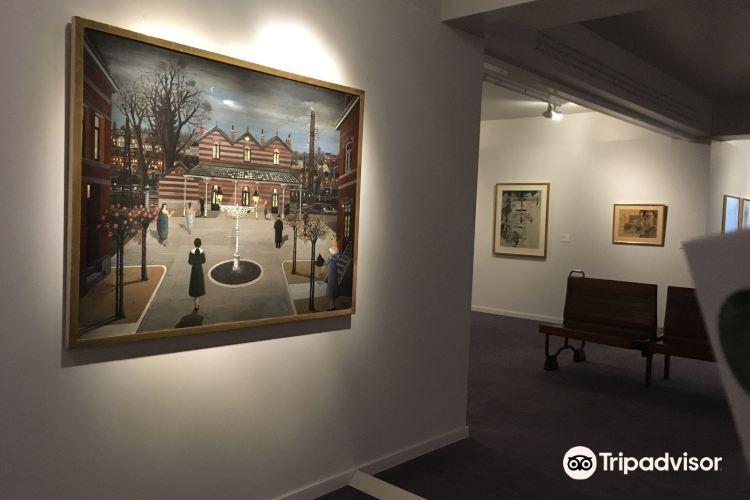 保羅德爾沃博物館2