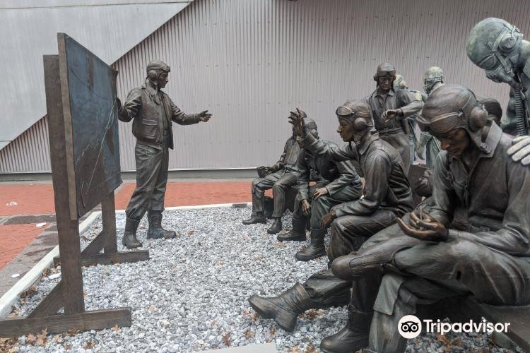 Louisiana Pavillion: WWII Museum2