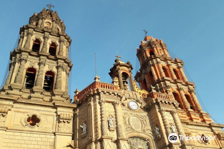 Cathedral of San Luis Potosi