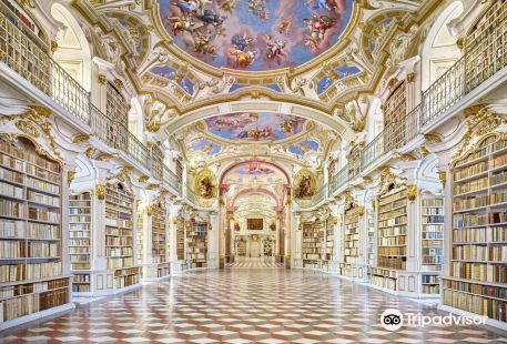 Stift Admont - Bibliothek & Museum