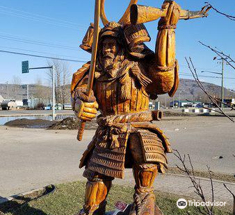 Chetwynd Chainsaw Carvings