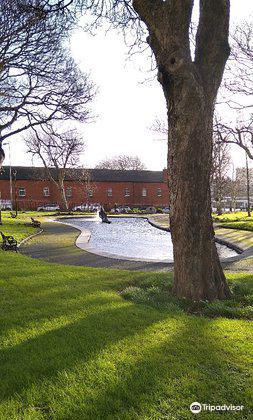 Anna Livia Millennium Fountain2