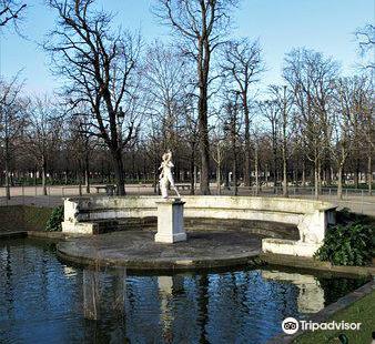 Statue Le Faune au Chevreau