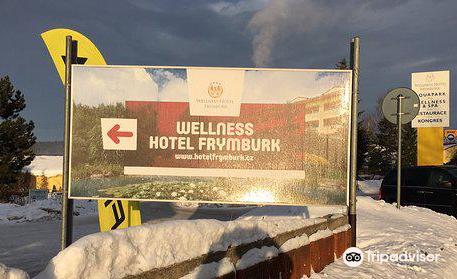 Wellness & Spa Frymburk