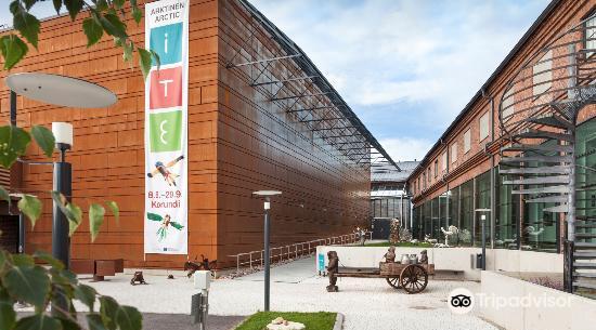Korundi建築文化中心1