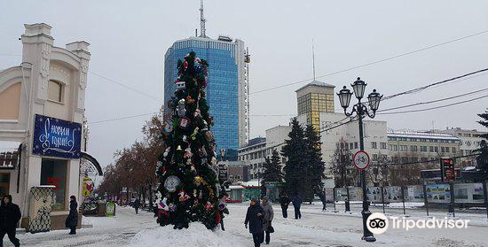 Pedestrian Street Kirovka2