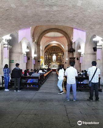 San Francisco Plaza, Church and Monastery3