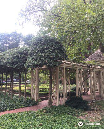 18th Century Garden of the Independence National Historic Park1
