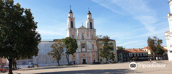 Church of Saint Francis Xavier Kanaus2